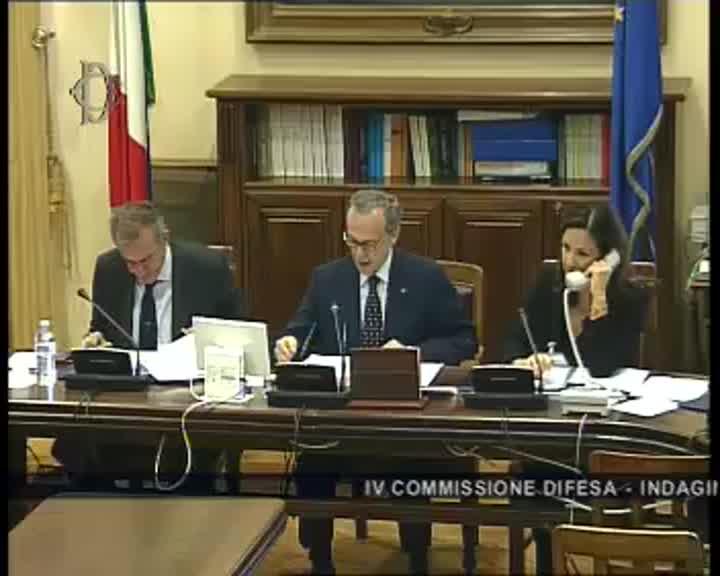 Commissione difesa sistemi d 39 arma audizione finmeccanica for Commissione difesa camera