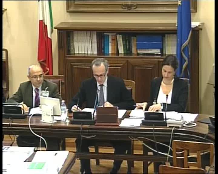 Commissione difesa servit militari audizioni sindaci for Commissione difesa camera