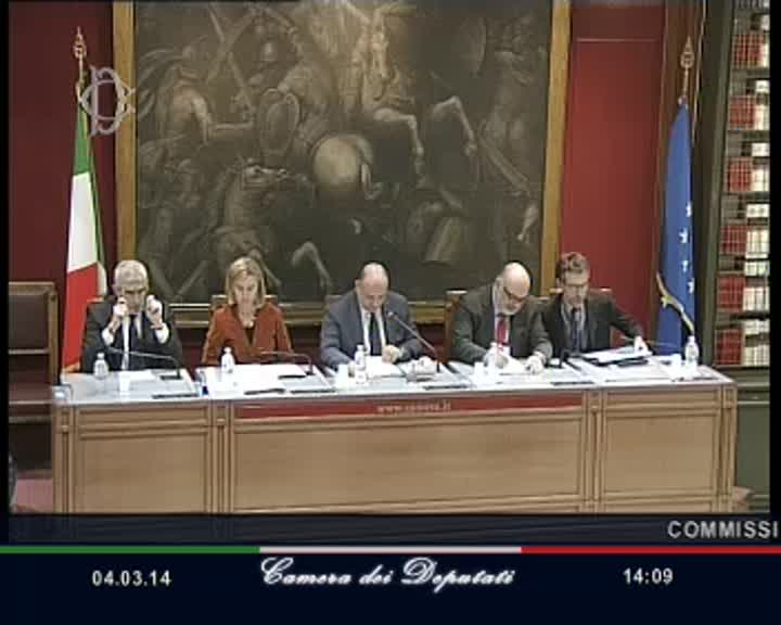 Commissioni esteri camera e senato mogherini riferisce for Commissione esteri camera