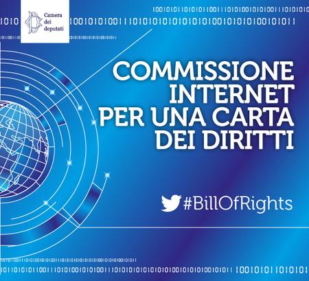 Arriva la dichiarazione dei diritti di internet la for Diretta camera deputati